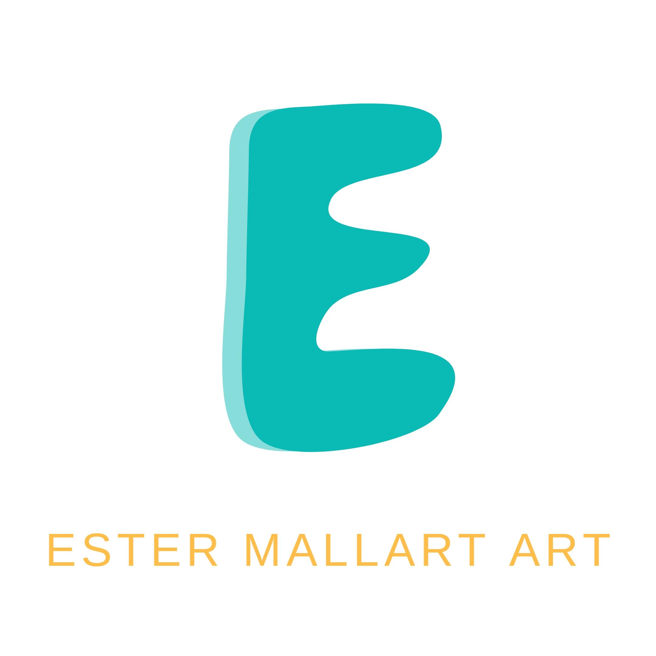 Ester Mallart Logo